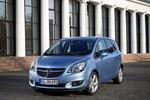 """Opel Meriva ist Segmentführer für """"Best Ager"""""""