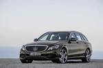 Premiere Mercedes-Benz C-Klasse T-Modell: Das Auto kommt ins Netz