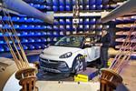 Opel Adam Rocks auf dem Elektro-Prüfstand