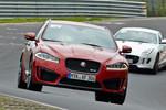 Pressepräsentation Jaguar XFS-R Sportbrake: Lust am Fauchen