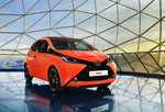 Toyota startet Aygo-Produktion