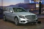 AMI 2014: Publikumspremiere für Mercedes-Benz C-Klasse T-Modell