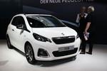 AMI 2014: Peugeot 108 gibt sein Deutschland-Debüt