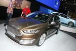 AMI 2014: Fords Vorgeschmack aufs Flaggschiff
