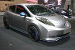 AMI 2014: Das erfolgreichste Elektroauto bekommt eine sportliche Note