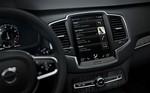 Touchscreen macht bei Volvo viele Schalter überflüssig