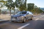Update Pressepräsentation Hyundai Genesis: Koreas Topmodell