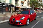 Pressepräsentation Alfa Romeo Quadrifoglio Verde: Glücksklee