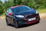 Pressepräsentation Ford Fiesta Sport: 140 PS aus einem Liter und drei Zylindern