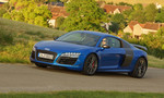 Pressepräsentation Audi R8 LMX: Im Strahlenglanz