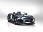 Goodwood: Jaguar baut Kleinserie des F-Type Project 7
