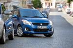 Pressepräsentation Suzuki Swift: 30 Prozent besser