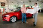 Mazda liefert 2,5-millionstes Fahrzeug aus