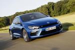 Pressepräsentation Volkswagen Scirocco: Eine Note sportlicher
