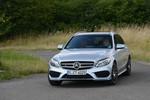 Pressepräsentation Mercedes-Benz C-Klasse T-Modell: Aufgerüstet