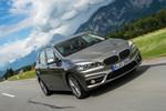 Pressepräsentation BMW 2er Active Tourer: Platz da!