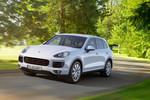 Paris 2014: Der Porsche Cayenne kommt ans Netz
