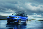 Range Rover Sport SVR feiert Weltpremiere in Pebble Beach