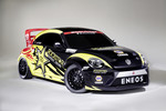 Beetle-Sunshinetour: 560 PS starker Rallycross-Beetle ist dabei