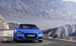 Audi TT mit positiver Umweltbilanz