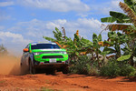 Klassensieg für Mitsubishi Plug-in Hybrid Outlander bei Asia Cross Country Rallye