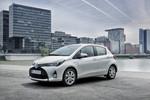 Überarbeiteter Toyota Yaris kommt in den Handel