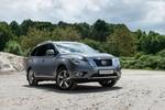 Moskau 2014: Nissan Pathfinder gibt sein Debüt