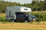 Living in a Box: Camping mit dem VW Amarok