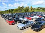 Nato fährt zwei Tage Range Rover und Jaguar