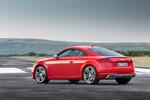 Audi TT und Audi TTS: Ikonographie in Ingolstadt