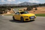 Pressepräsentation Audi TTS 2.0 TFSI Quattro: Eine Ikone wird schneller