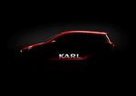 Opel-Kleinwagen trägt den Namen Karl