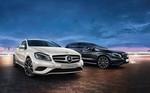 "Mercedes-Benz A 180 als Sondermodell ""2Style"""