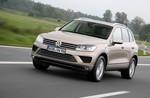 Kurztest Volkswagen Touareg 3.0 V6 TDI: Klare Aussage