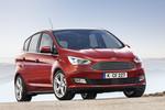 Ford frischt den C-Max auf: Mehr Technik