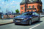 Kurztest Hyundai Genesis: Prestigeträger
