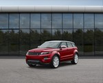 Paris 2014: Range Rover Evoque bekommt Union Jack und Head-up-Display