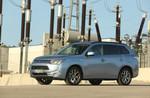 Deutscher Städte- und Gemeindebund testet Mitsubishi Plug-in Hybrid Outlander