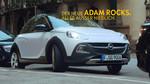 Opel startet Werbekampagne für den Adam Rocks