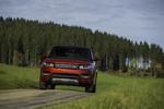 Fahrbericht Range Rover Sport: Freund oder Umweltsau