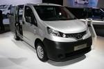 Nissan NV200 bietet jetzt mehr
