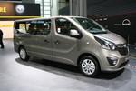 IAA 2014: Opel feiert Weltpremiere des Vivaro Combi