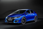 Paris 2014: Honda zeigt neuen Civic