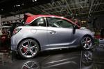 Paris 2014: Der Opel Adam gibt mächtig Gas