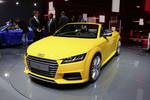 Paris 2014: Audi TT für Frischluftfans