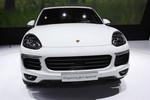 Paris 2014: Der Porsche Cayenne für die Steckdose