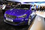 Paris 2014: Peugeot 308 wird sportlicher