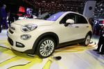 Paris 2014: Der Fiat 500 darf jetzt auch ins Gelände