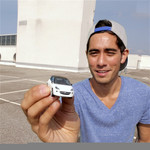 Opel Adam Rocks jetzt auch auf Vine