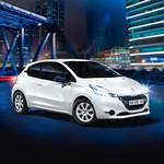 """Peugeot 208 kommt als """"Like"""""""